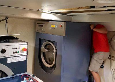 Réparation d'une machine à laver Miele