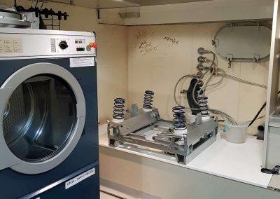 Réparation de machine à laver Miele